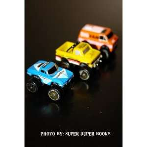 Micro Machines Monster Trucks and Monster Car Pennzoil