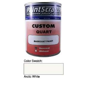 1 Quart Can of Arctic White Touch Up Paint for 2006 Audi