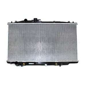 Accord Hybrid 1 Row Plastic Aluminum Replacement Radiator Automotive