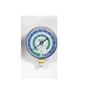 Yellow Jacket 49052 2 1/2 Gauge (°F), Blue Compound, 30 0 120** psi