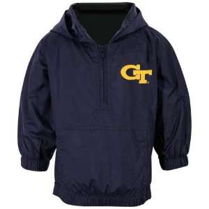 Yellow Jackets Toddler Navy Blue Team Logo Jacket