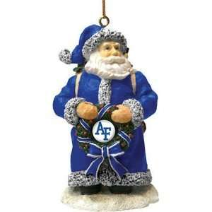 Air Force Falcons NCAA Classic Santa Ornament Sports