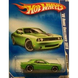 2009 Hot Wheels Muscle Mania, 2008 Dodge Challenger SRT8