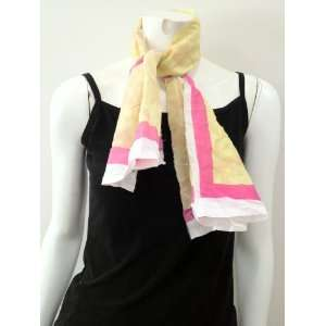 100% Cotton, High Quality, Small Scarf Neck Wear Wrap, Cool Summer