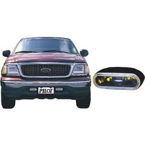 Fog Lights, Custom Series, Ford 99 02 Expedition, PL 130B Automotive
