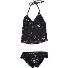 Roxy Kids Heart + Soul Tiki Tankini Set (Toddler/Little Kids)