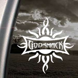 Godsmack Decal Rock Band Car Truck Window Sticker