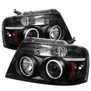 Spyder Auto PRO YD FF15004 CCFL G2 BK Black LED Projection