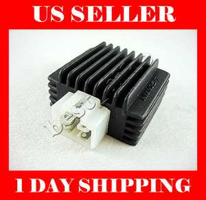 Voltage Regulator Rectifier scooter moped SUNL JCL Honda Lifan