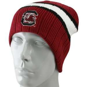 South Carolina Gamecocks Garnet Stinger Beanie Sports