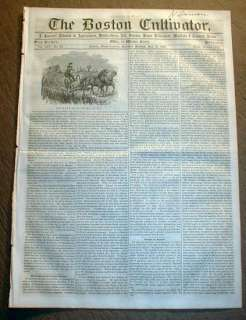 1863 Civil War newspaper 1st Rept DEATH of CONFEDERATE GENERAL
