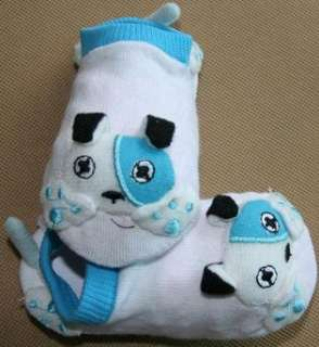 Baby Girl Animal Infant Toddler non slip Socks 1 Pair