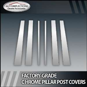 97 12 Ford Expedition 6Pc Chrome Pillar Post Covers Automotive