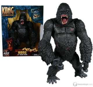 KING KONG DELUXE 15 MOVIE FIGURE OPEN MOUTH *IN STOCK*