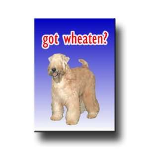 Wheaten Terrier Got? Fridge Magnet No 2