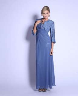 Gorgeous Mother of Bride/Groom Bridesmaids Dresses Formal Gown