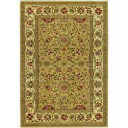 Collection Majestic Beige/ Ivory Rug (4 x 6)