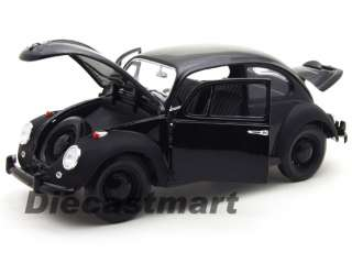 GREENLIGHT 118 BLACK BANDIT 1967 VW VOLKSWAGEN BEETLE