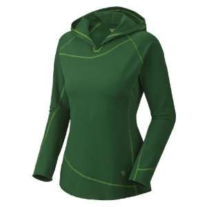 Mountain Hardwear Womens Butter Hooded Topper