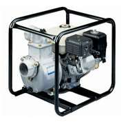 Tsurumi 3, 5.5 HP Honda Engine Driven Centrifugal Pump with Low Oil