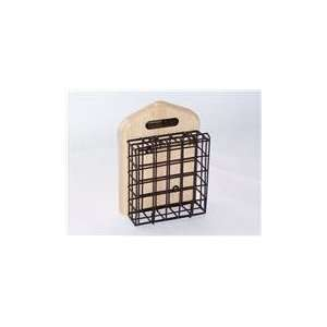 Birds Choice Wall Mount Suet Bird Feeder