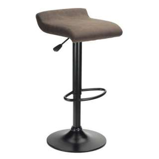 Winsome Marni Air Lift Stool with Micro Fiber Seat Top in