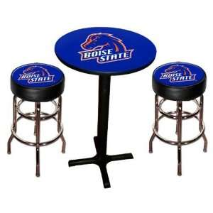 Boise State Broncos Pool Hall/Bar/Pub Table   Black