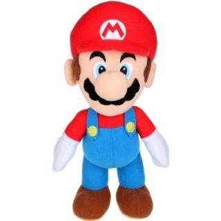 Super Mario Plush 8  Toys & Games
