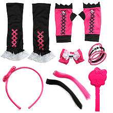 Monster High Accessory Box Set   Draculaura Fangtastic Fashion Set