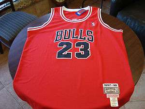 98 Hardwood Classic #23 Michael Jordan Chicago Bulls Throwback Jersey