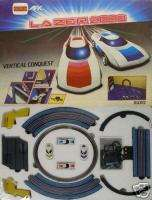 1980 Aurora AFX G+ XL002 Lazer 2000 Slot Car Race Set