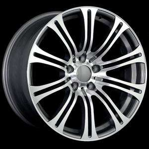 STAGGERED M3 STYLE WHEELS 5X120 RIM FITS BMW E46 E90 E92 E93 M3