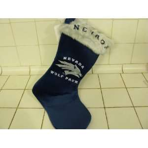 Nevada Wolf Packs Christmas Stocking