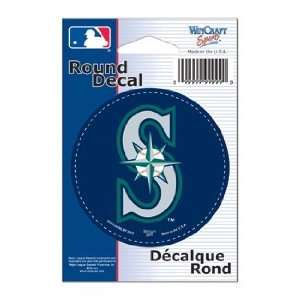 MLB Seattle Mariners Auto Decal