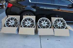 INFINITI G25 G35 G37 18 FACTORY OEM RIMS WHEELS SET OF FOUR 73694