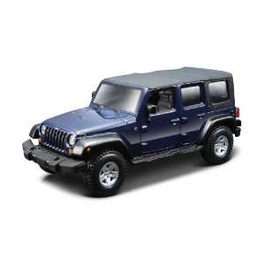 Bburago 43012   Jeep Wrangler Unlimited Rubicon, 132