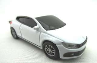 New VW Scirocco 4GB USB Flash Pen Drive Memory Stick