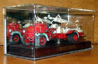 DANBURY MINT DIE CAST 1926 MACK AC ROTARY PUMPER MBI FIRE TRUCK ENGINE