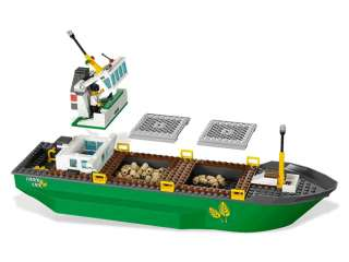 Brand Korea Lego City Harbour 4645 Figures Sets toys Harbor