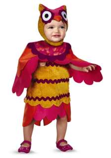 Home Theme Halloween Costumes Animal & Bug Costumes Owl Costumes Baby