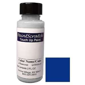 2 Oz. Bottle of Dark Blue Metallic Touch Up Paint for 2000