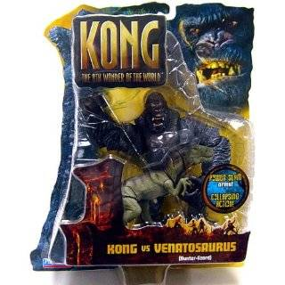 King Kong The 8th Wonder of the World Action Figure Kong Vs