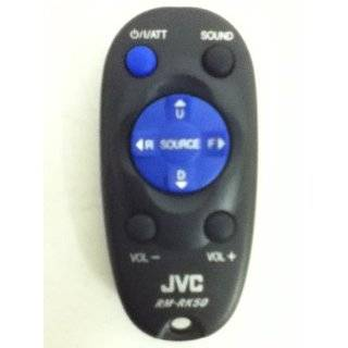JVC REMOTE Universal Replacement Remote Control for Car Audio
