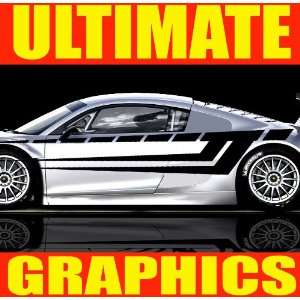 ULTIMATE GRAPHICS BODY VINYL DECAL STICKER CAR AUTO TRUCK BOAT