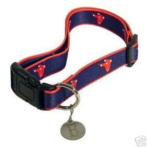 MLB NEW Boston Red Sox Adjustable Dog Collar 1x16 26