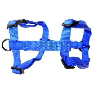 Hamilton Adjustable Comfort Nylon Dog Harness, Blue, 1 x