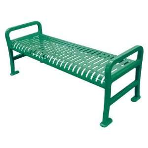 Leisure Craft Diamond Commercial Grade Bench without Back