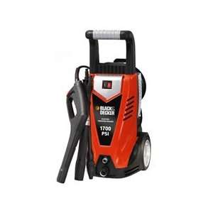 Electric   Cold Water) Pressure Washer   BD1700 Patio, Lawn & Garden