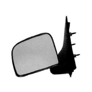 93 97 FORD RANGER Mazda Pickup BLK MAN SIDE MIRROR RH