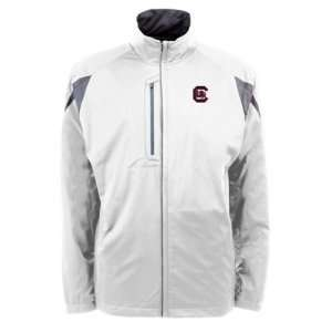 South Carolina Gamecocks Full Zip Hooded Mens Sweatshirt